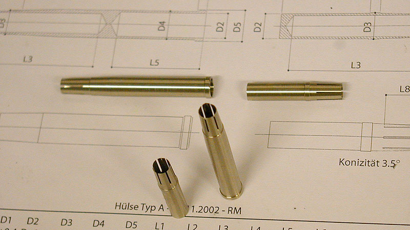 Nickel silver ferrule